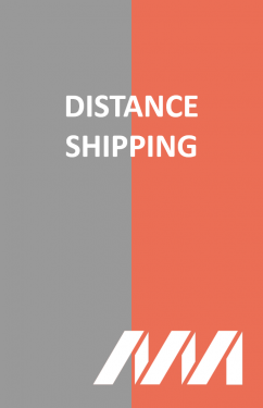 Distance Shipping - Magento 2 Extension