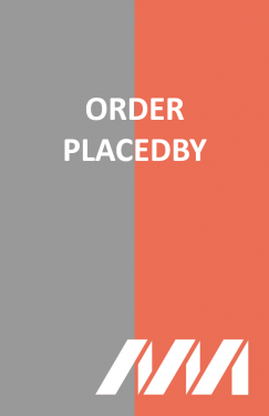 Magento 2 - Order Placed By Extension